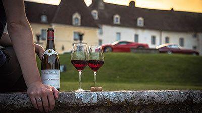 Dégustation de vins à Tolède en Espagne