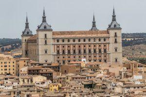 Qué ver en toledo: Alcazar de Toledo