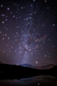 ver las estrellas pantano de san juan