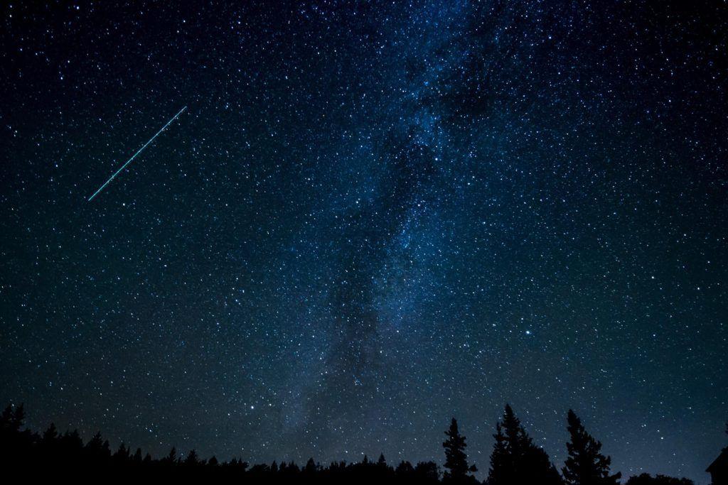 ver las estrellas