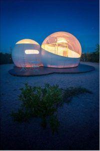 En el hotel burbuja valencia, nuestras habitaciones burbujas te dejaran dormir vajo las estrellas y están equipadas para ver las estrellas