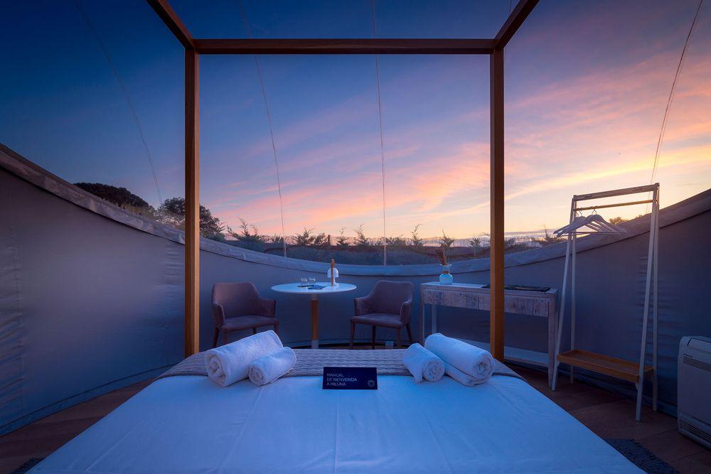 Hoteles románticos en Toledo