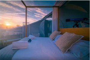 Hotel romantico toledo